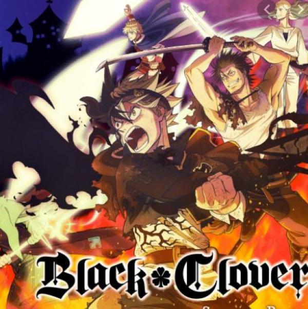 Black Clover Saison 1 FRENCH