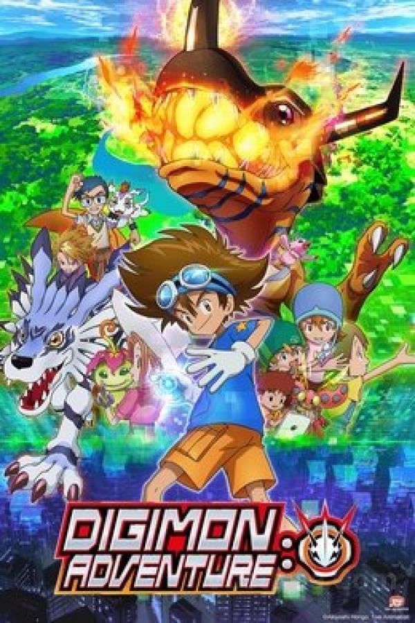 Digimon Adventure VOSTFR